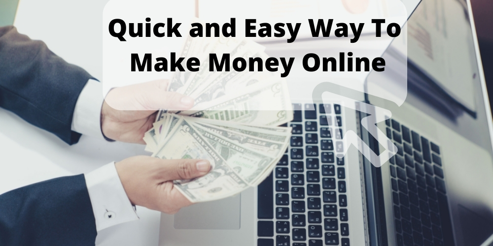 Easy Way To Make Money Online. Learn How To Make Money Online TODAY!!